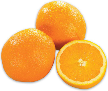EXTRA LARGE SEEDLESS NAVEL ORANGES PRODUCT OF U.S.A. GALA APPLES PRODUCT OF U.S.A., EXTRA FANCY GRADE GRANNY SMITH APPLES PRODUCT OF FRANCE, EXTRA FANCY GRADE 3.95/kg