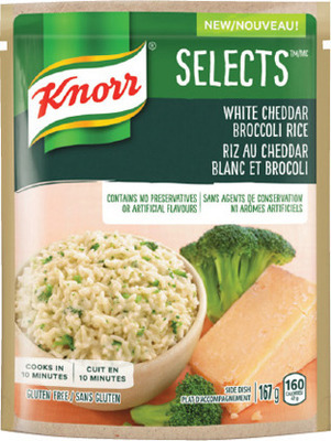 KNORR SELECTS INSTANT RICE