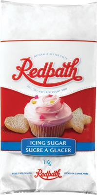 REDPATH BROWN OR ICING SUGAR