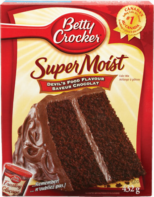 BETTY CROCKER CAKE MIXES OR FROSTINGS