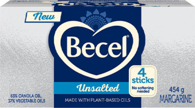BECEL MARGARINE STICKS