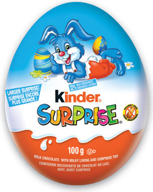 FERRERO KINDER SURPRISE