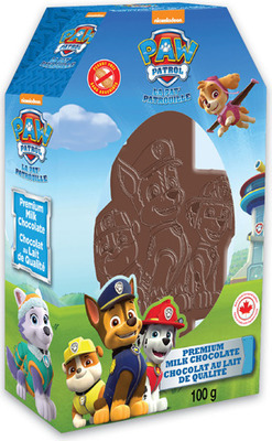 JEAN-TALON CARS OR PAW PATROL EASTER CHOCOLATE