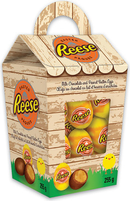 HERSHEY'S REESE EASTER CHOCOLATE
