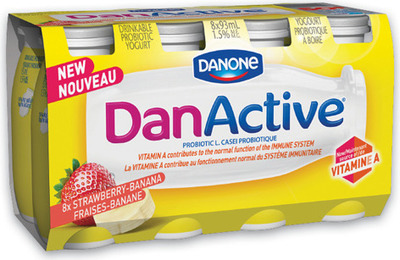 DANONE ACTIVIA 12 X 100 g OÏKOS GREEK YOGURT 2 X 130 g, 750 g or DANACTIVE PROBIOTIC DRINKS 8 X 93 ml