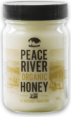 NATURE'S PATH CEREAL 675 - 907 g PEACE RIVER HONEY 500 g