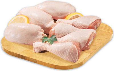 FRESH CHICKEN DRUMSTICKS OR THIGHS