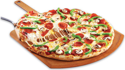FRESH 2 GO HOT FAMILY SIZE PIZZA