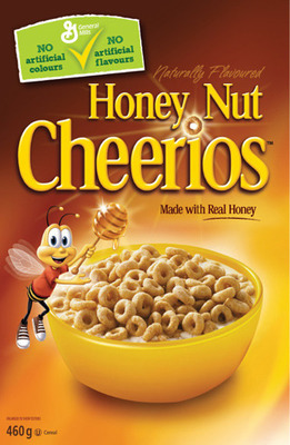 GENERAL MILLS OR KELLOGG'S CEREAL