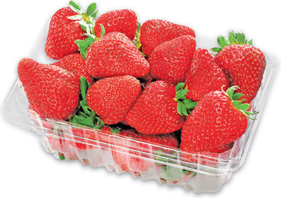 STRAWBERRIES 454 g, PRODUCT OF U.S.A., NO. 1 GRADE RASPBERRIES 170 g, PRODUCT OF MEXICO, NO. 1 GRADE BLACKBERRIES 170 g, PRODUCT OF MEXICO GOLDENBERRIES 200 g, PRODUCT OF COLOMBIA