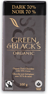 GREEN & BLACK'S CHOCOLATE