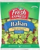 Giant Eagle or Fresh Express Salads