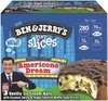 Ben and Jerry's Ice Cream or Slices