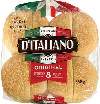 DEMPSTER'S WHITE OR 100% WHOLE WHEAT BREAD, HOT DOG OR HAMBURGER BUNS, D'ITALIANO BUNS OR DEMPSTER'S SMOOTH MULTIGRAIN OR SMART BREAD