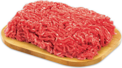 EXTRA LEAN GROUND BEEF VALUE PACK 3.44/lb, 7.58/kg OR IRRESISTIBLES LIFE SMART MINCED TURKEY OR GROUND CHICKEN