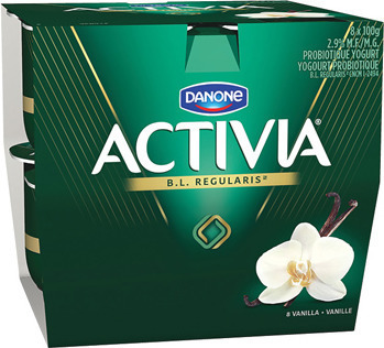 DANONE ACTIVIA 8 X 100 g OR OIKOS GREEK YOGURT 2 X 130 g 4 X 95 - 100 g 500 g