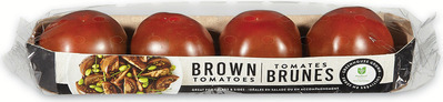 BROWN TOMATOES