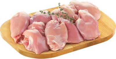 Fresh Boneless Skinless Chicken Thighs Value Pack