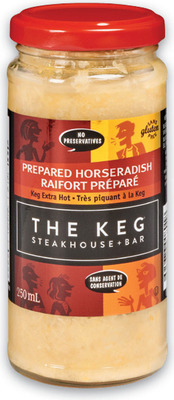 THE KEG PREPARED HORSERADISH