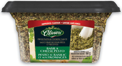 OLIVIERI PASTA SAUCE 300 ml OR PESTO 160 g