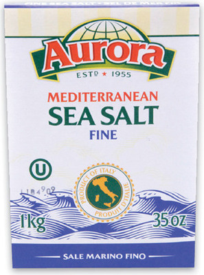 AURORA SEA SALT OR BOUILLON CUBES