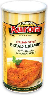 AURORA BREADCRUMBS OR MARINADES