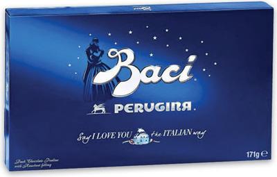 BACI PERUGINA CHOCOLATE BOX