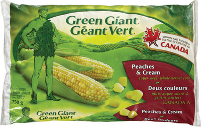 GREEN GIANT FROZEN VEGETABLES