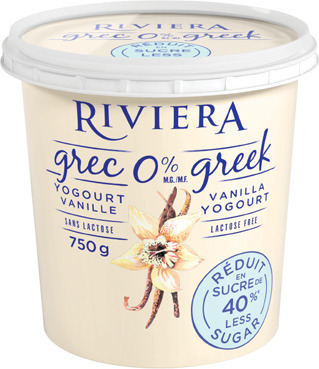 RIVIERA GREEK YOGURT