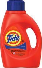 Tide 2x Liquid Detergent 1.09l-1.18l or Pods 14-Pack