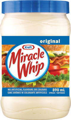 FRENCH'S KETCHUP, KRAFT MIRACLE WHIP OR SINGLES