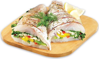 FRESH TILAPIA FILLETS, ROASTS OR PANKO BREADED