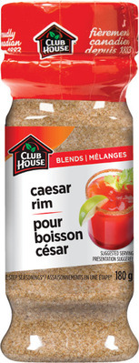 CLUB HOUSE CAESAR RIM SEASONING