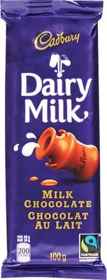 CADBURY FAMILY CHOCOLATE BARS