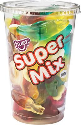 HUER SUPER MIX GUMMY CANDY