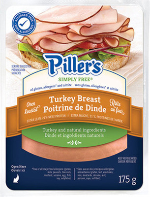 PILLERS SIMPLY FREE SHAVED DELI MEATS