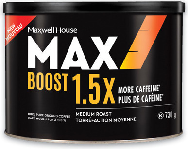 MAXWELL HOUSE ROAST GROUND COFFEE