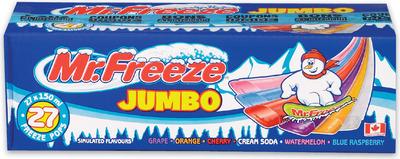 HERSHEY'S S'MORES KIT 1 un. MR. FREEZE JUMBO POPS 27 X 150 ml