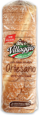 "VILLAGGIO BREAD OR BUNS, DEMPSTER'S BAGELS OR 7"" TORTILLAS OR COUNTRY HARVEST GRAIN BREAD"