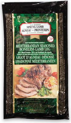 NEW ZEALAND BONELESS MEDITERRANEAN LAMB LEG