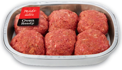 FRESH STORE MADE HOMESTYLE MEATLOAF OR MEATBALLS