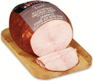 IRRESISTIBLES ARTISAN HARDWOOD SMOKED HAM OR PORK LOIN