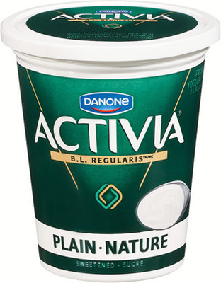 DANONE ACTIVIA 650 g or OÏKOS GREEK YOGURT 500 g