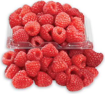 RASPBERRIES 170 g PRODUCT OF U.S.A. OR MEXICO, No. 1 GRADE COCKTAIL TOMATOES 454 g PRODUCT OF ONTARIO DOLE SALADS 255 - 340 g PRODUCT OF U.S.A.