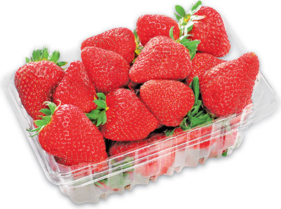 ORGANIC STRAWBERRIES 454 g PRODUCT OF U.S.A., No. 1 GRADE ORGANIC BLACKBERRIES 170 g PRODUCT OF MEXICO