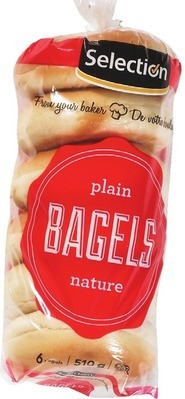 SELECTION BAGELS