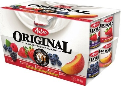 ASTRO MULTI-PACK YOGURT