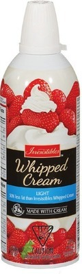 IRRESISTIBLES WHIPPED CREAM