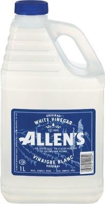 ALLEN'S VINEGAR