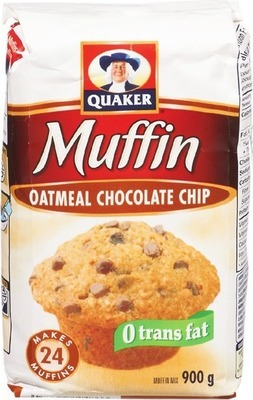 QUAKER MUFFIN OR COOKIE MIX